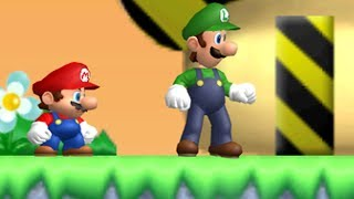 Cannon Super Mario Bros. Wii - 03 - 2 Player Co-Op