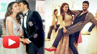 Watch Ranveer Singh Parineeti Chopra Rap On High Heels Song | Ki & Ka