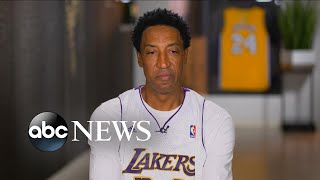 Scottie Pippen on how Kobe Bryant compares to Michael Jordan l ABC News