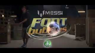 Messi Foot Bubbles BAŃKI  DO ŻONGLOWANIA TRIKÓW REKLAMA TV