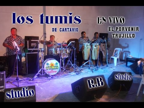 Mix Chilala - Los Tumis de Cartavio STUDIO R.B EN VIVO #1