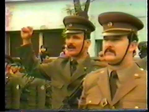 1985. Katonai eskü Bicske