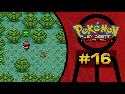 ★ Guia Pokémon Ruby Destiny Reign of Legends Parte 16 - Narrada en español ★
