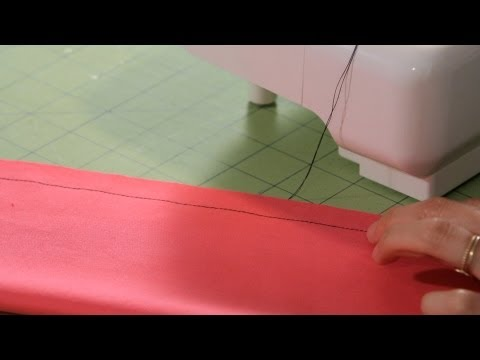 Straight Side Part Sew-in Weave Tutorial
