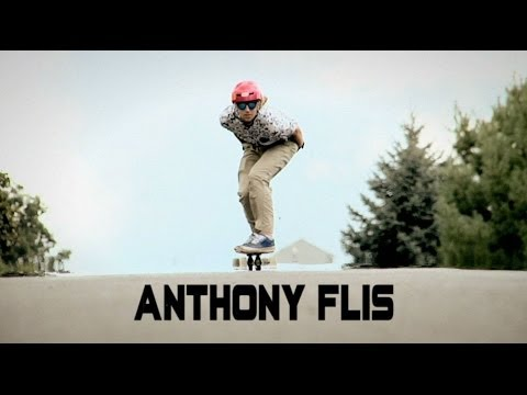 Comet Skateboards // Anthony Flis Ithaca In The Fall