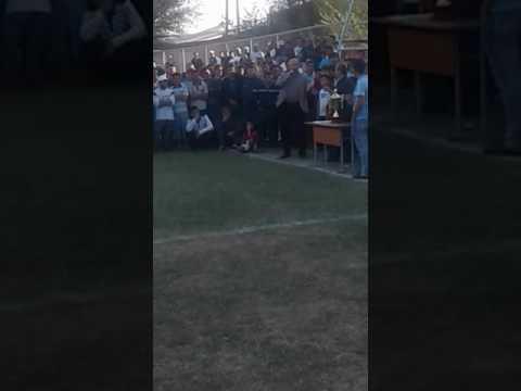 футбол карабулак