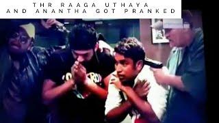 download lagu Thr Raaga Uthaya And Anantha Got Pranked - Eneke gratis