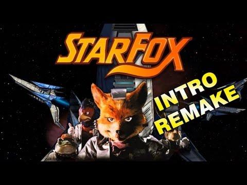 Star Fox em 1080p
