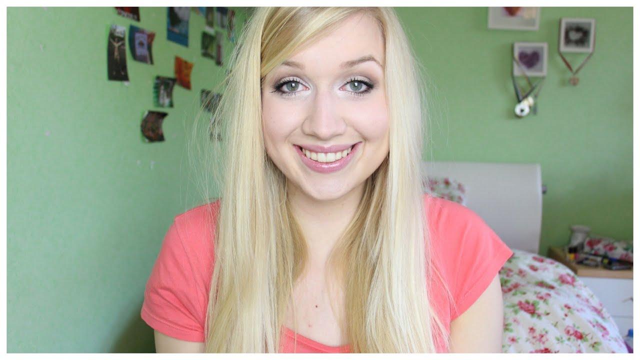 Haare schneller wachsen lassen - YouTube
