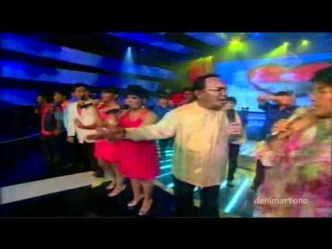 "All Vokalis ft. Bob Tutupoli Titiek Puspa ""Kita Untuk Mereka"" IMB Konser Amal 30 OCT 2010"