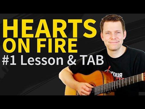 Passenger Heart's On Fire Guitar Tutorial P1: Intro