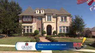 Grand Homes - Dominion at Panther Creek in Frisco, TX