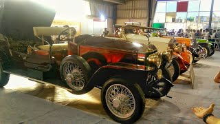 first time old Vintage Cars in GujaratVibrant 2019 (Bayvlogs)