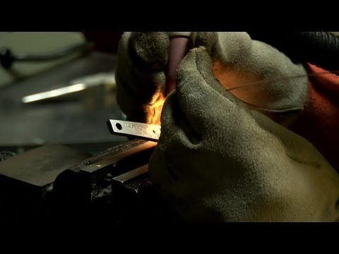 Gunsmithing - Using a Tig Welder to Repair Gun Parts
