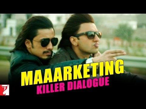 Killer Dialogue 3 - MAAARKETING - Kill Dil