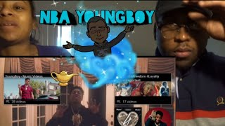 Hypnotized Youngboy Never Broke Again Hypnotized Official Audio Reaction