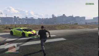 GTA ONLINE - THAT WAS LUCKY!