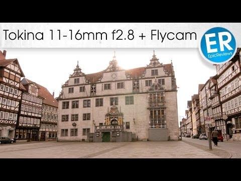 Tokina 11-16mm f2.8 + Flycam DSLR Nano Short Film