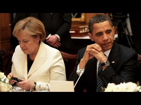 Merkel's phone bug: EU commission calls for action on data protection