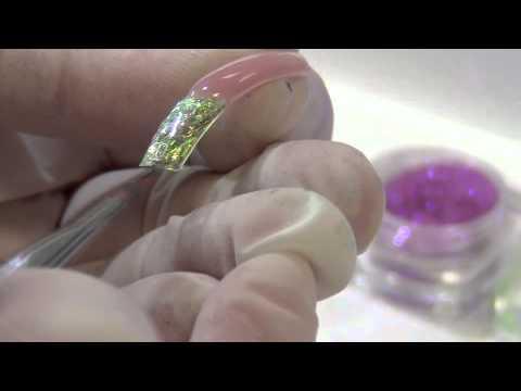 Nfu.Oh Micro slice glitter application manual