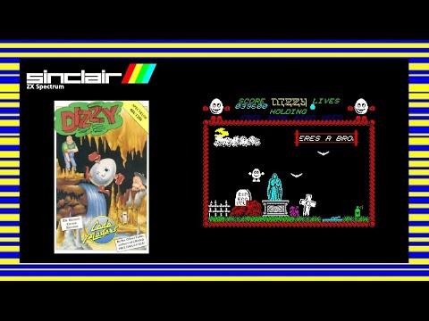Zx-spectrum games - goonies - mapa