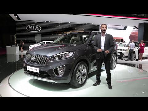 2016 Kia Sorento - 2014 Paris Motor Show