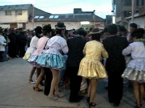 Carnaval ilave 2010 - Centro Cultural Melodías ilave