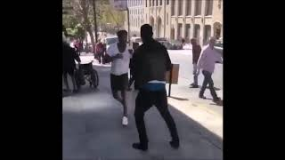 Best Ghetto thug fights of 2018 and counting.