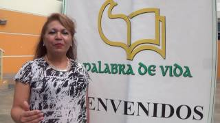 CONFERENCIA PARA MUJERES (III)-COMUNIDAD CRISTIANA PALABRA DE VIDA (LIMA-PERÚ)