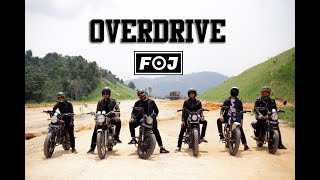 FOJ - Overdrive (Official Music Video)