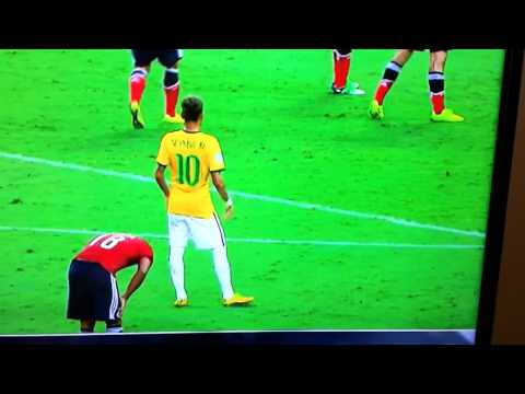 A Falsa Lesão do Neymar - #3