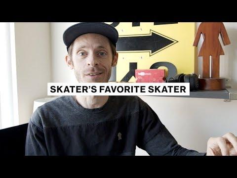 Skater's Favorite Skater | Chris Roberts