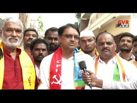 Face To Face with Malkajgiri TJS Candidate Kapilavai Dileep Kumar | TS Assembly Polls | CVR NEWS