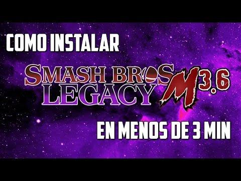 Como descargar e instalar Project M Legacy(PC/Wii/Wii U) en menos de 3 min   Castellano