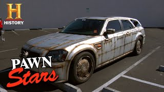 Pawn Stars: DODGE MAGNUM Goes from SALE to PAWN (Season 8) | History
