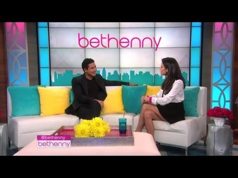 Mario Lopez Crushed on Bethenny During Their 'Saved by the ...