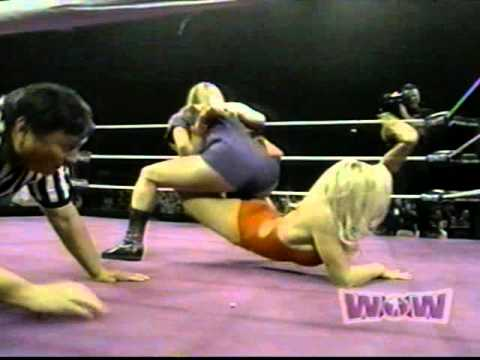 Women Of Wrestling - Episode 22: Part 1 - Wendi Wheels Vs Summer video