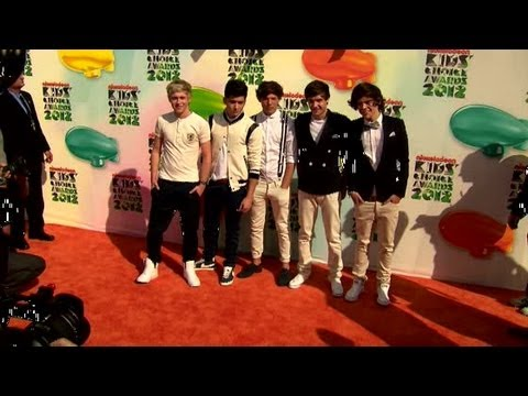 One Direction Incorporates Sex Sounds In New Song - Splash News video