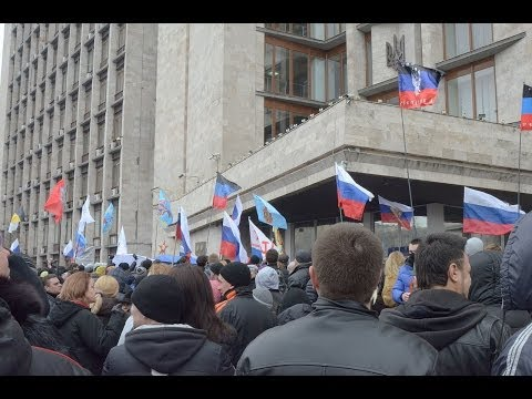 Ukraine Crisis: Eastern Ukraine region votes for self-rule
