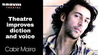 Actor Kabbeer Maira