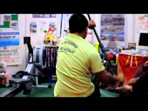 Kayak sport - Brunei Darussalam -Sport Expo 2012