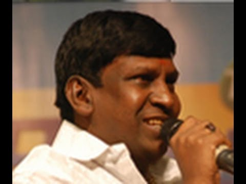 Iam not in Encounter list says Vadivelu