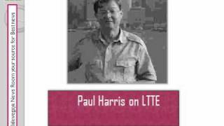 Paul Haris On LTTE(2 0F 3)