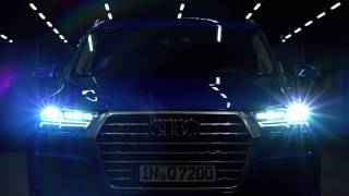 2015 Audi LED Lighting Lab - Intro Video to LED, OLED and Laser Matrix Tech