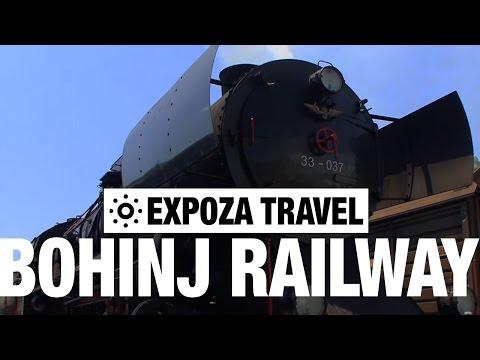 Slovenia by train - Szlovénia vonattal