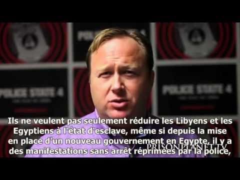 Alex Jones: l Europe prépare l invasion terrestre de la Libye S/T