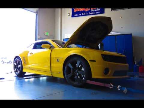 Borelli Motor Sports: Supercharged Transformers Edition 2010 Camaro SS(546rwhp)