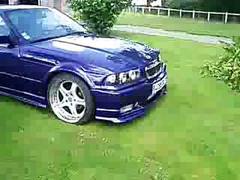 bmw e36 coupe kit esquiss auto rafal show car