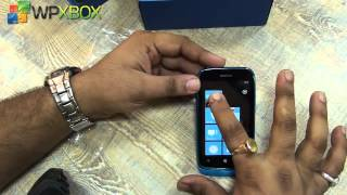 Lumia 610 Unboxing and Small Comparison with Luma 710