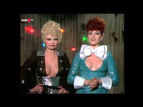 Ingrid Steeger & Elisabeth Volkmann Klimbim 1970er